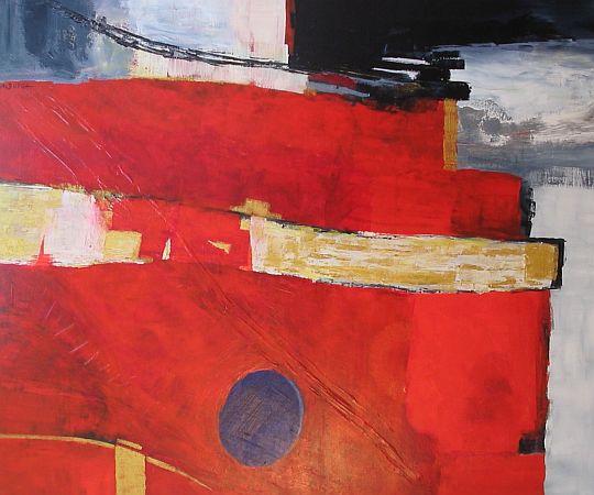 Der Rote Faden, Walburga Schild-Griesbeck, Atelier Freiart (1)