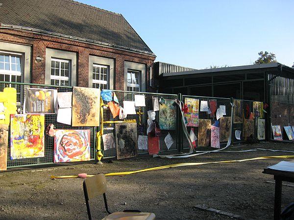 Farbe und Botschaft, Walburga Schild-Griesbeck, Atelier Freiart (2)