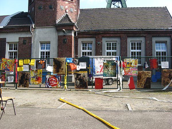 Farbe und Botschaft, Walburga Schild-Griesbeck, Atelier Freiart (3)