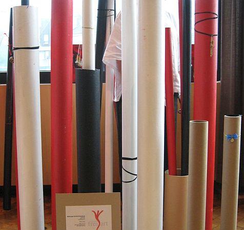 Kommunizierende Röhren, Walburga Schild-Griesbeck, Atelier Freiart (1)