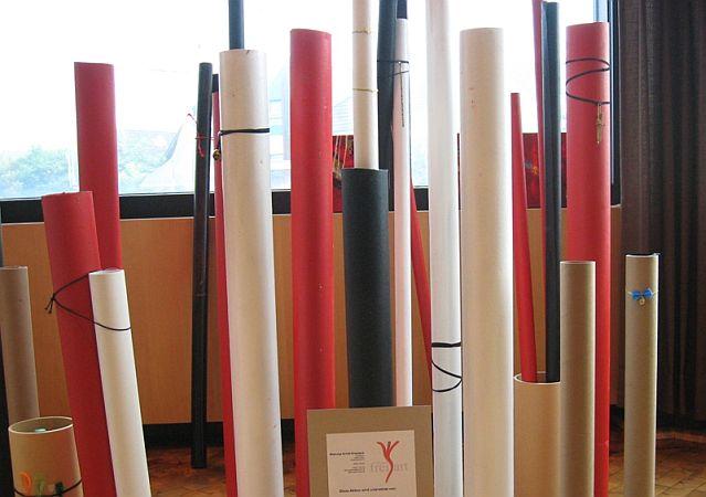 Kommunizierende Röhren, Walburga Schild-Griesbeck, Atelier Freiart (4)