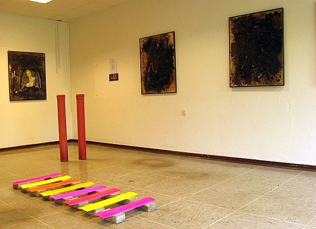 Licht im Schacht, Walburga Schild-Griesbeck, Atelier Freiart (5)