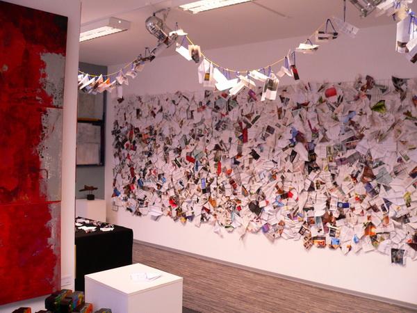 Papierflieger, Walburga Schild-Griesbeck, Atelier Freiart (3)