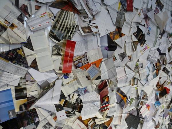 Papierflieger, Walburga Schild-Griesbeck, Atelier Freiart (5)