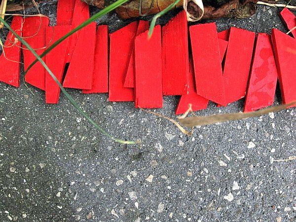 Und die Bäume tragen Rot, Walburga Schild-Griesbeck, Atelier Freiart (2)