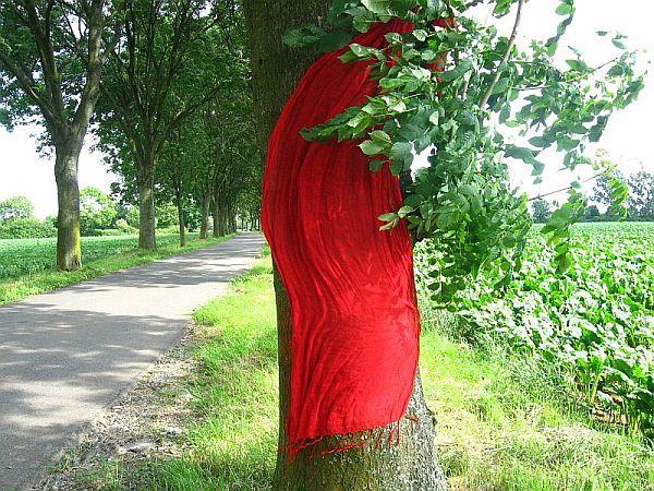 Und die Bäume tragen Rot, Walburga Schild-Griesbeck, Atelier Freiart (6)