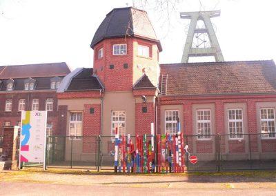 Künstlerin Walburga Schild-Griesbeck, Atelier Freiart, Dinslaken (3)