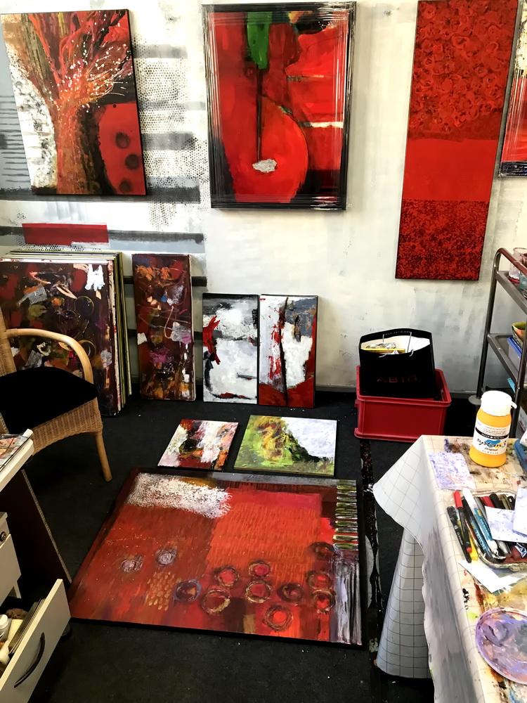 Walburga Schild-Griesbeck, Atelier Freiart