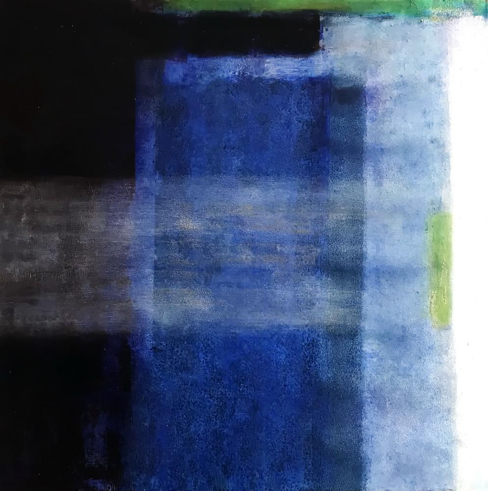 Walburga, Nr. 07085, 80x80cm