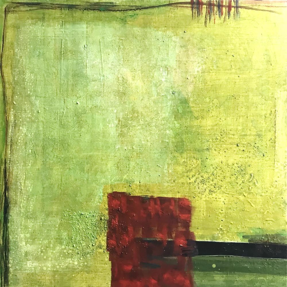 Walburga, Nr. 08016, 80x80cm