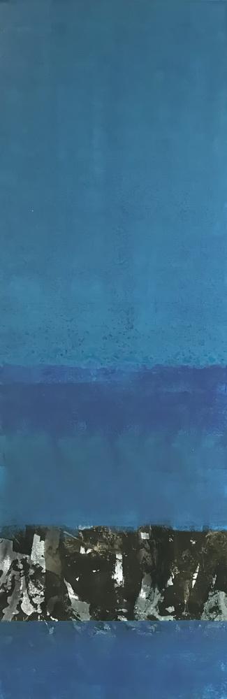 Walburga, Nr. 10158, 120x40cm