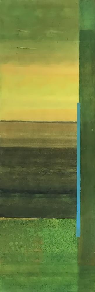 Walburga, Nr. 10527, 120x40cm