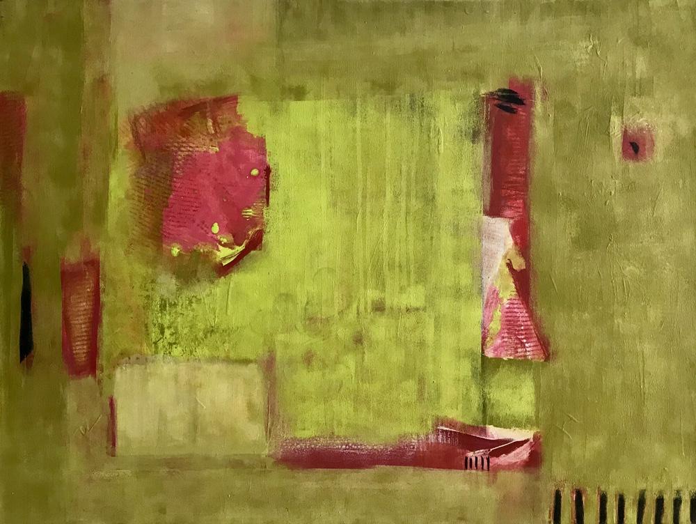 Walburga, Nr. 110088, 60x80cm