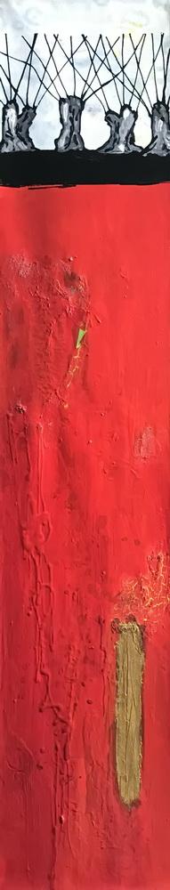 Walburga, Nr. 12036, 100x20cm