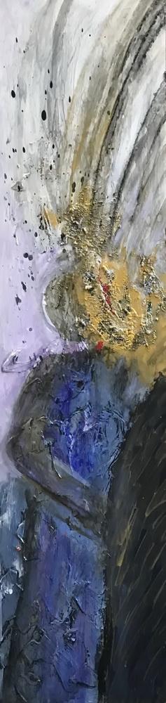 Walburga, Nr. 18051, 80x20cm