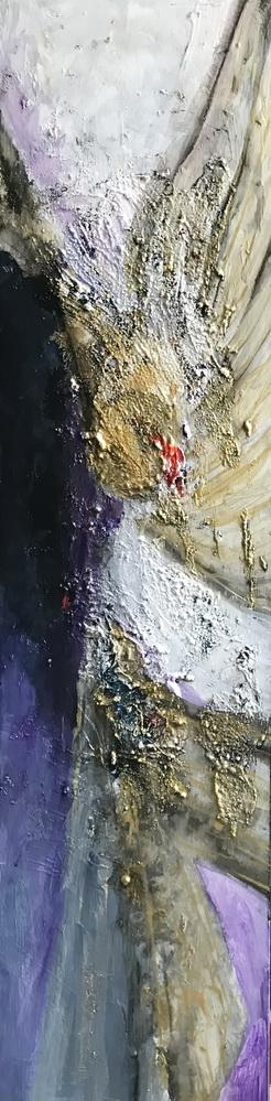 Walburga, Nr. 18053, 80x20cm