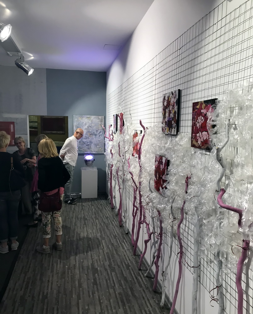 2018-Traumraum im Atelier Freiart
