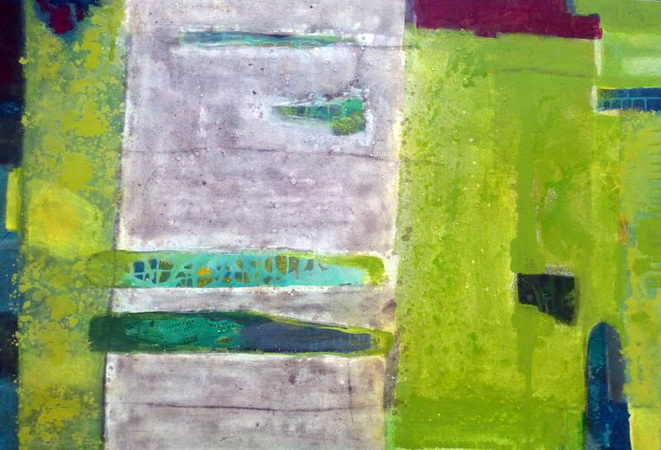Walburga Schild-Griesbeck, KunstGalerie, Atelier Freiart, Dinslaken (3)